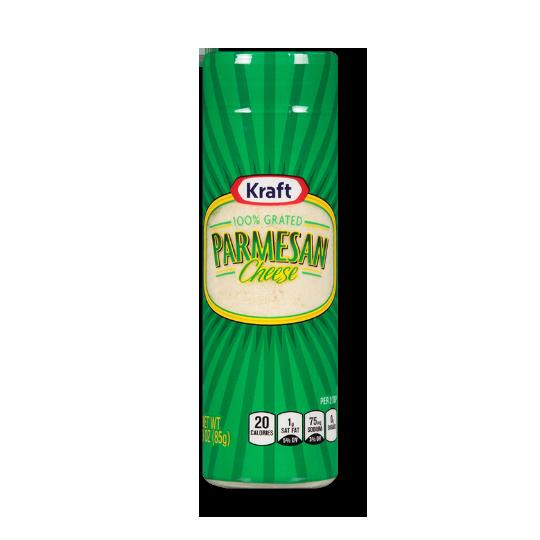 크래프트 그래이트 파마산 치즈(85g)