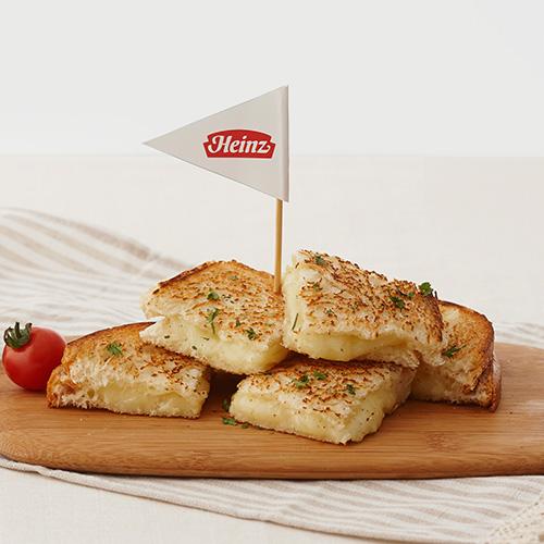 식빵치즈토스트