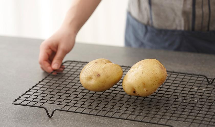 200℃로 예열한 오븐에서 15분간 굽는다.
