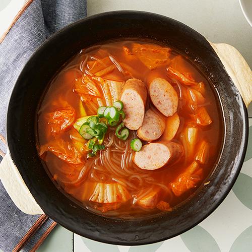 소시지김치찌개
